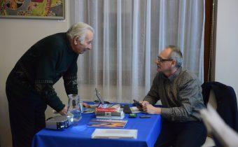 Rozprávanie o cestovaní Transsibírskou magistrálou v žilinskom hoteli Slovan
