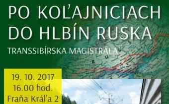 Prezentácia vRuskom centre vedy akultúry vBratislave