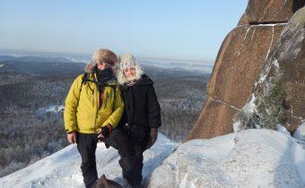Krasnojarsk – pokračujeme v aklimatizácii