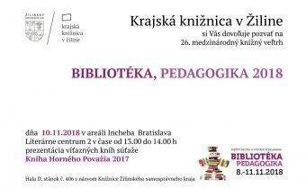 Bibliotéka 2018