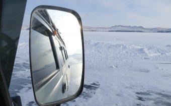 BAJKAL REPORT 04 : Prvý deň na ľade