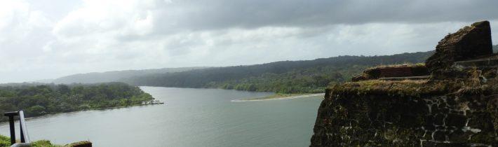 Pevnosť San Lorenzo, Panama