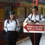 Vitajte vo vlaku z Panama City na pobreží Tichého oceánu do Colónu na brehu Atlantického oceánu.