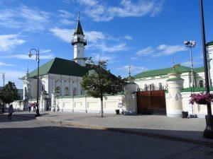 Kazan Mešita.