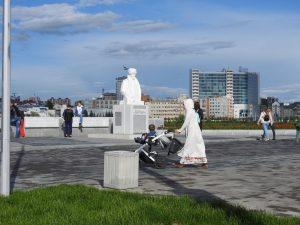 Kazan. Tatarsky hrdina.